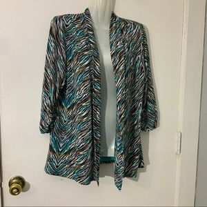 Easy travel and wear blazer just beautiful
